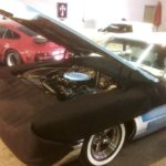 Cadillac Custom Fender Cover