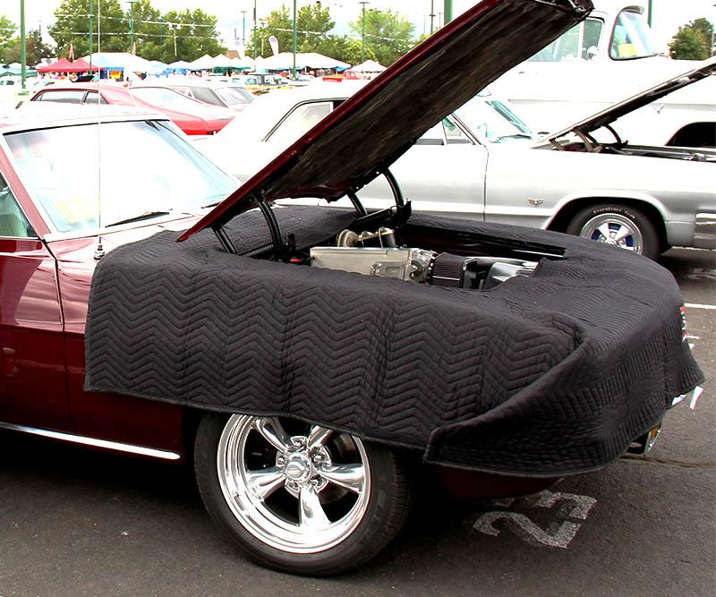 Chevy Custom Fender Cover