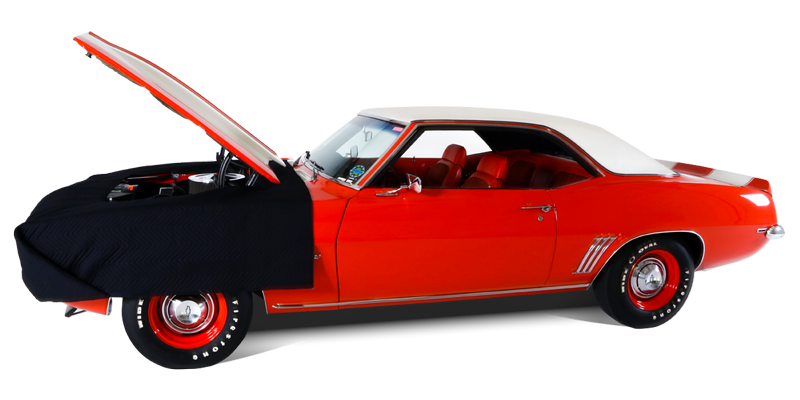 red-camaro-open